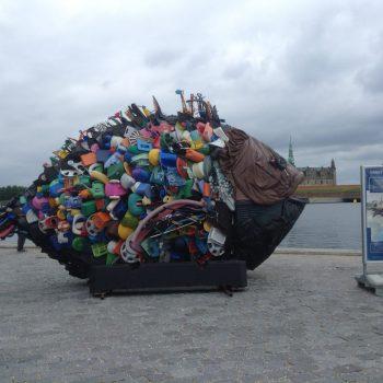 Reciklirana riba na Danskem